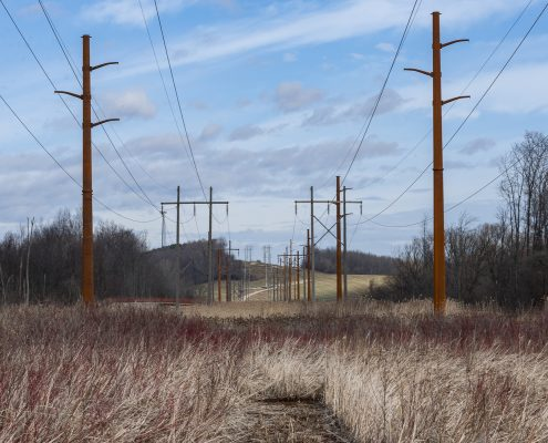 Field of transmission lines